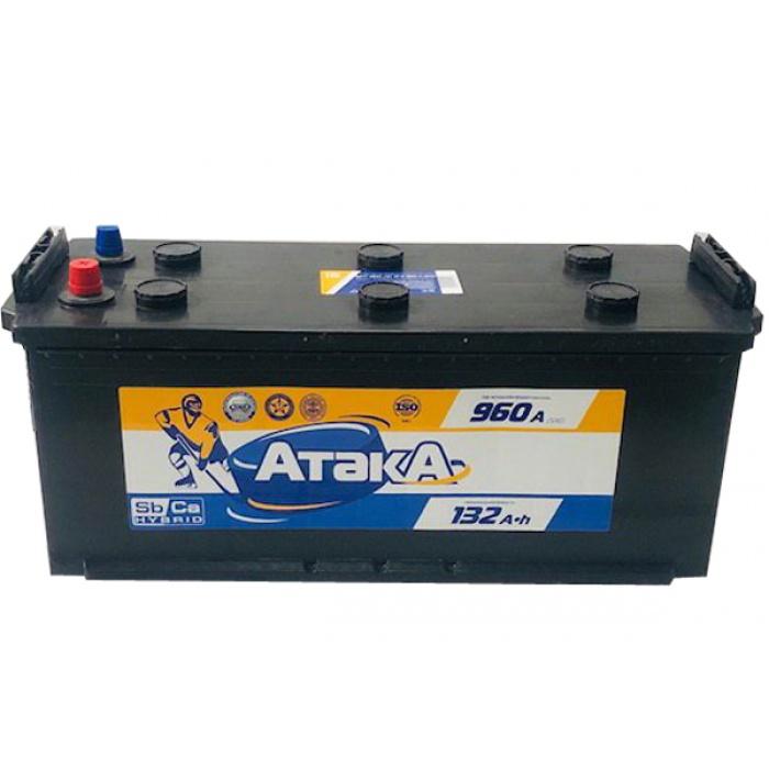 Аккумулятор АтакА  L+ 132Ah
