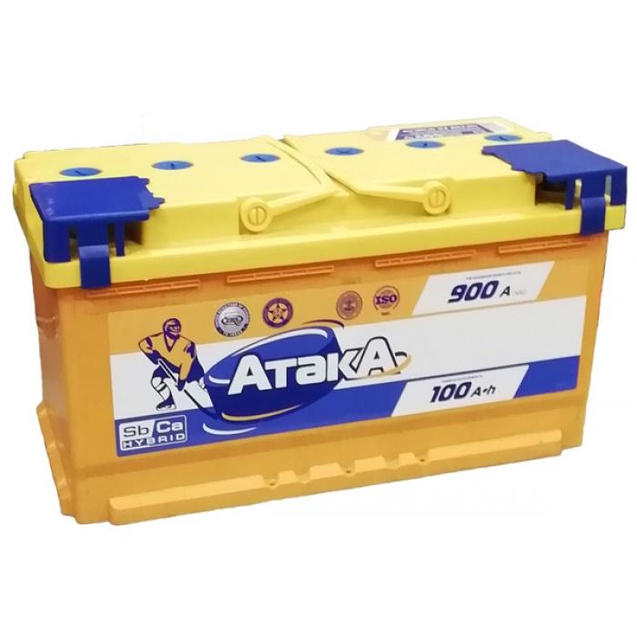 Аккумулятор АтакА  100Ah