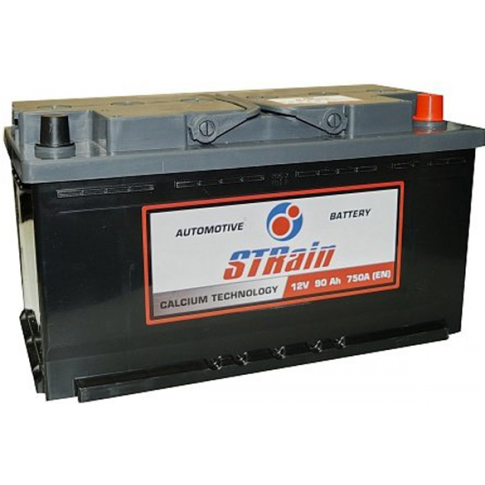 Аккумулятор STRain  90Ah