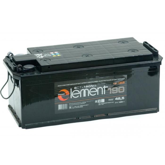 Аккумулятор SMART  Element 190Ah