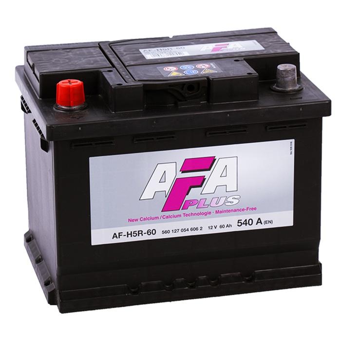 Аккумулятор AFA  Plus 0Ah