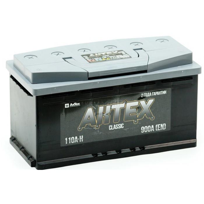 Аккумулятор AKTEX  Classic 110Ah