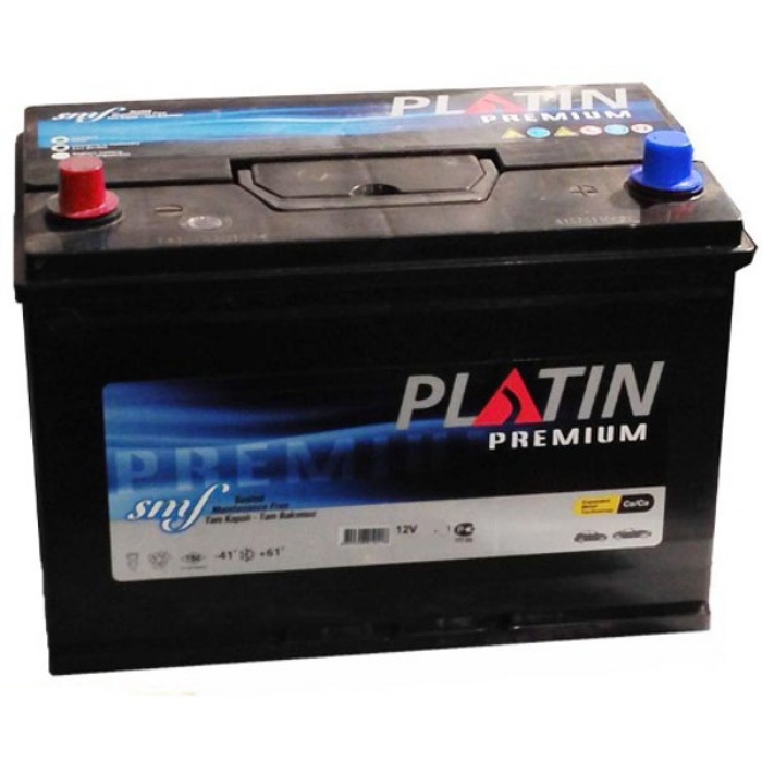 Аккумулятор PLATIN  BLACK 60Ah