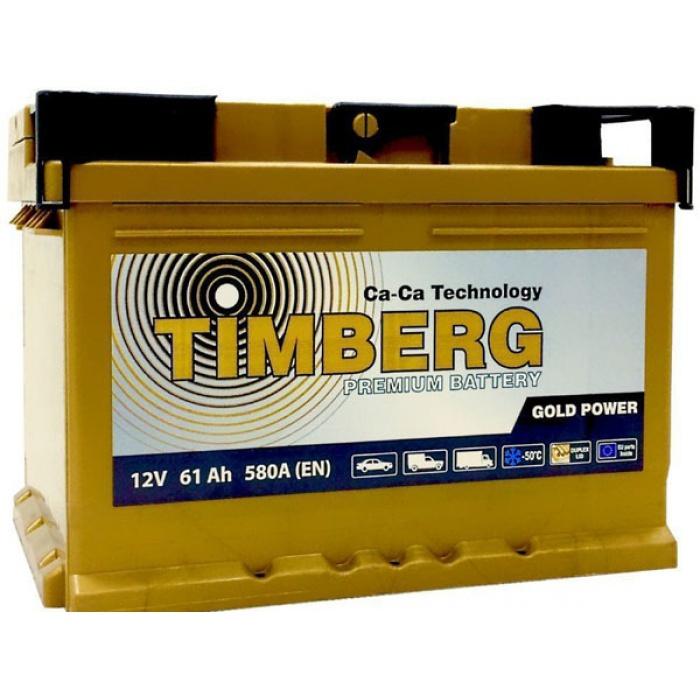 Аккумулятор TIMBERG  Gold Power 65Ah