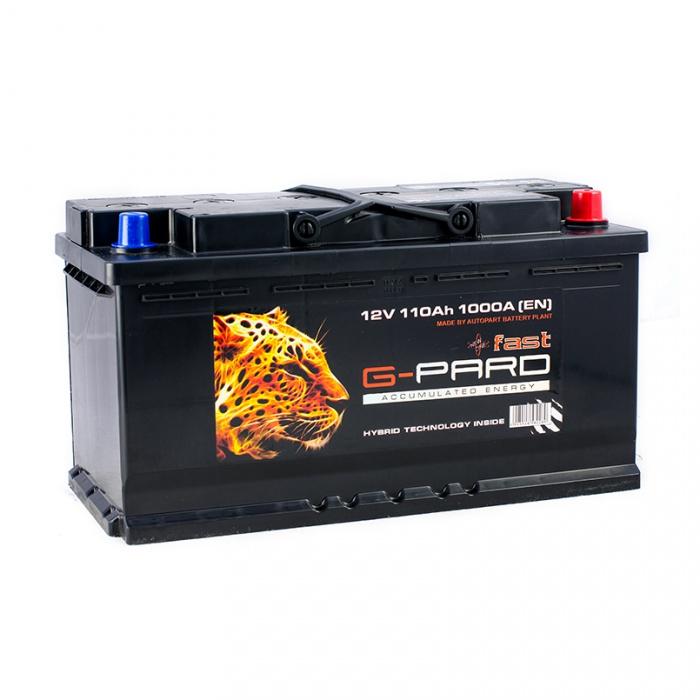 Аккумулятор G-PARD  190Ah