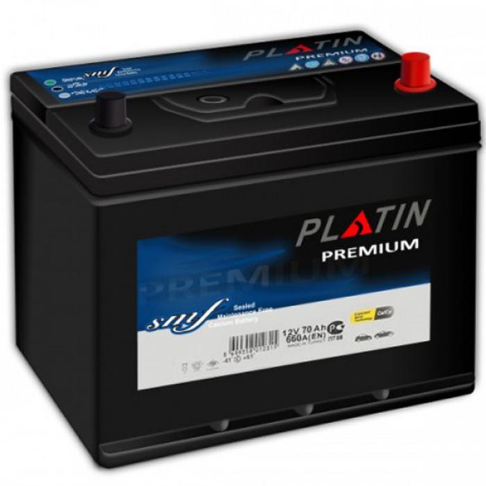 Аккумулятор PLATIN  GREY 65Ah