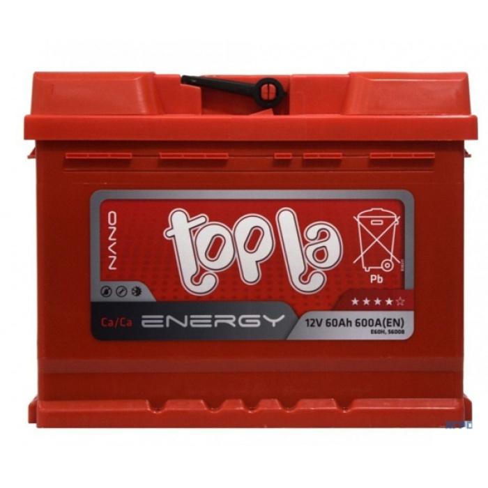 Аккумулятор TOPLA  Energy 60Ah