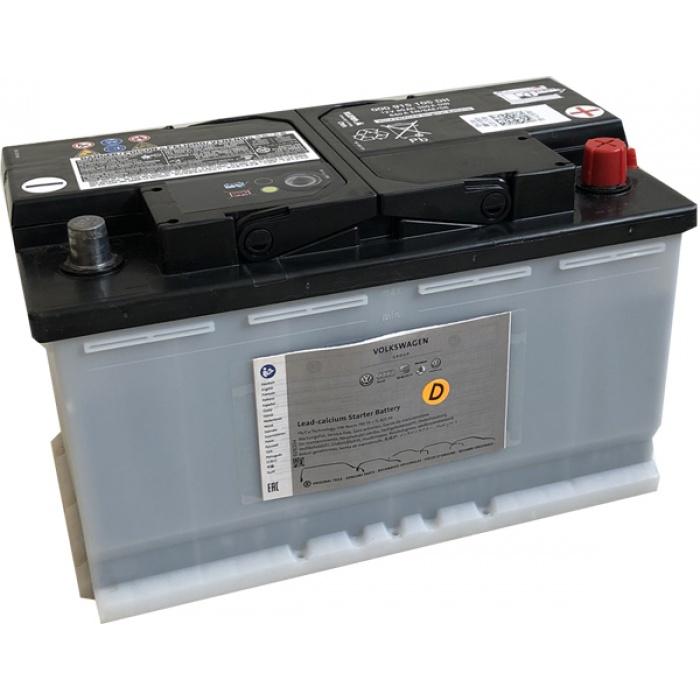 Аккумулятор VAG  61Ah
