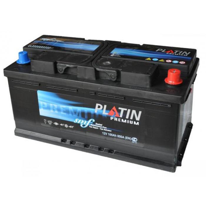Аккумулятор VL Platin  Premium GREY 100Ah
