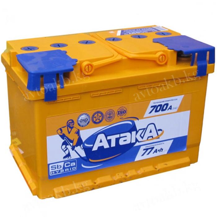 Аккумулятор АтакА  0Ah