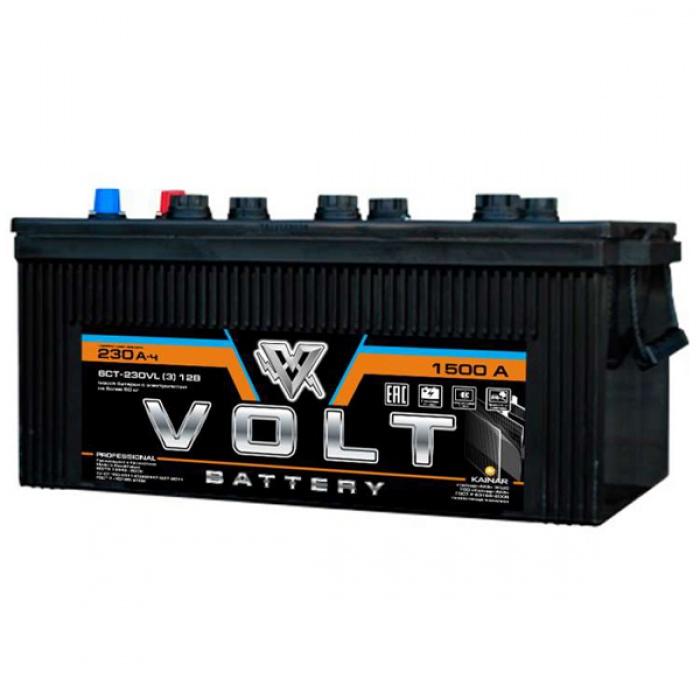 Аккумулятор Volt  PROFESSIONAL 0Ah