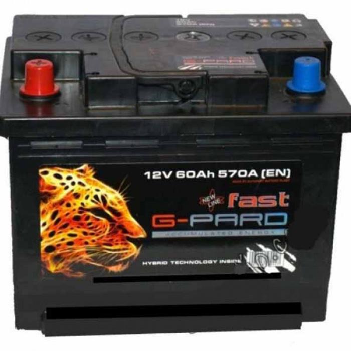 Аккумулятор G-PARD  0Ah