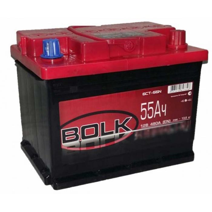 Аккумулятор  BOLK 42Ah