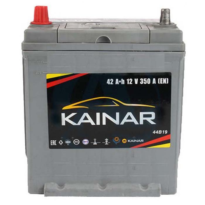Аккумулятор  KARHU 55Ah