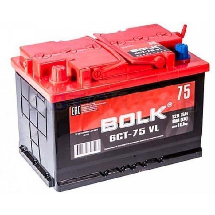 Аккумулятор BOLK  STANDART 0Ah