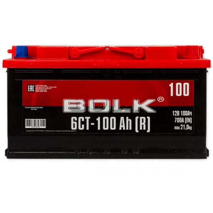 Аккумулятор BOLK  Asia 0Ah