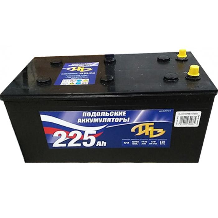 Аккумулятор Подольск  225Ah