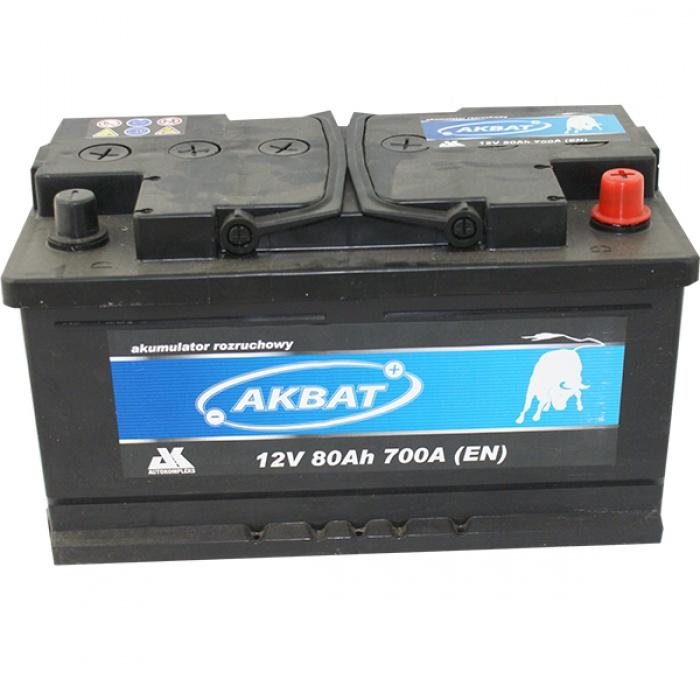 Аккумулятор AKBAT  Asia 0Ah