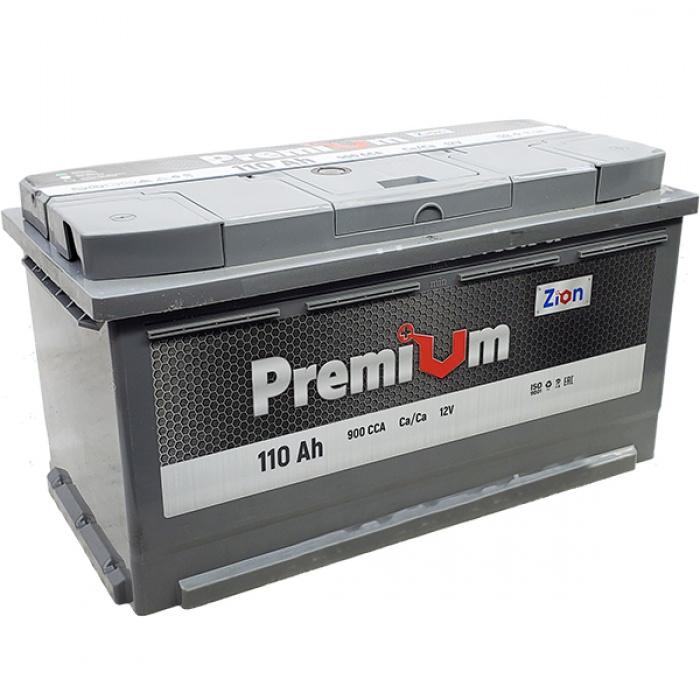 Аккумулятор ZION PREMIUM  0Ah