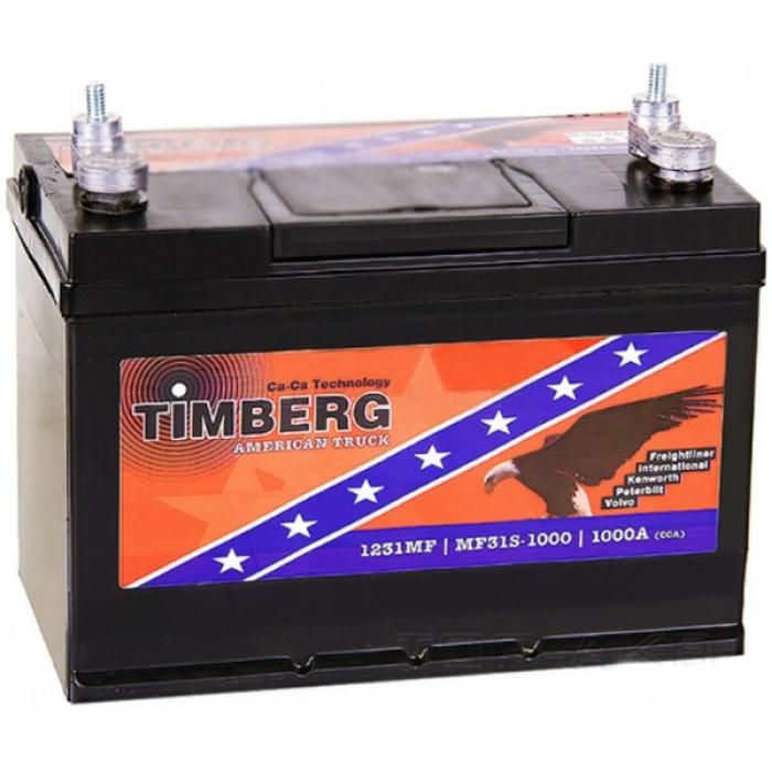 Аккумулятор TIMBERG  American Truck 0Ah