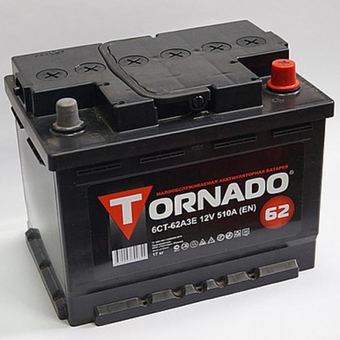 Аккумулятор TORNADO  0Ah