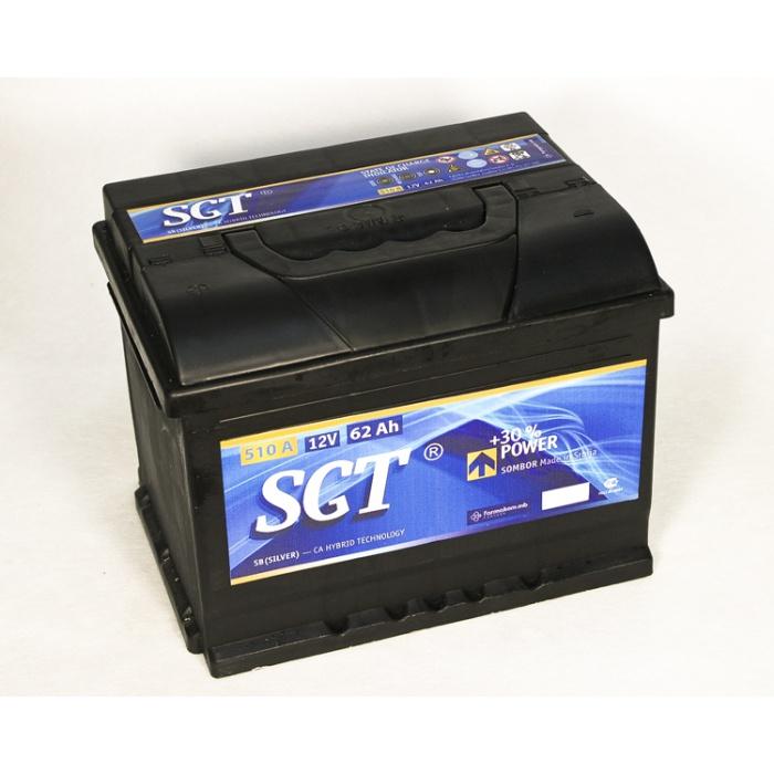 Аккумулятор  SGT 135Ah