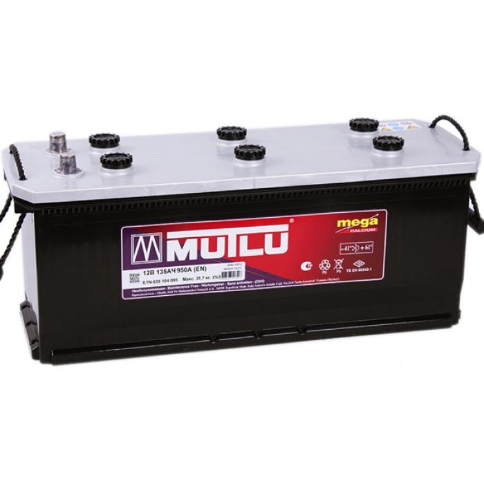 Аккумулятор  Mutlu (800A) 135Ah