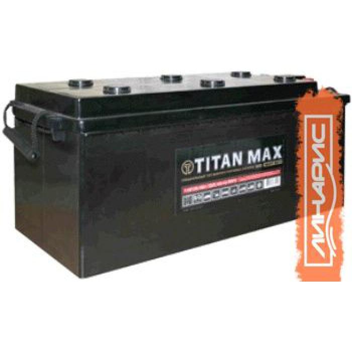 Аккумулятор  Титан MAX Евро 195Ah