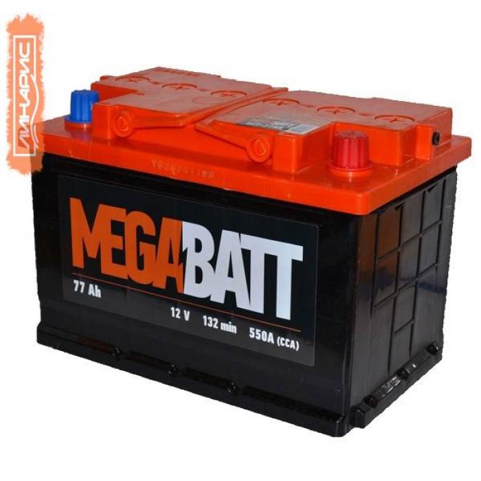 Аккумулятор  MEGA BATT 60Ah