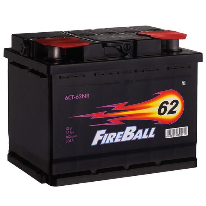 Аккумулятор FIRE BALL  77Ah