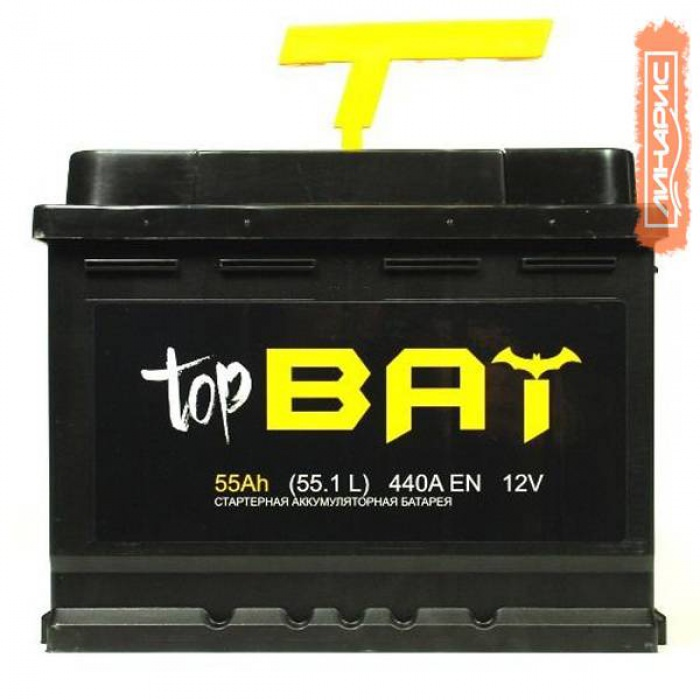 Аккумулятор  Topbat 55Ah