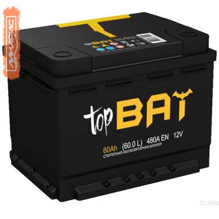 Аккумулятор  Topbat 135Ah