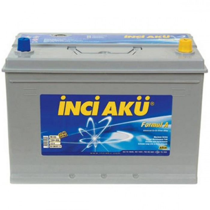 Аккумулятор Inci Aku FormulA Asia  NS40 42Ah