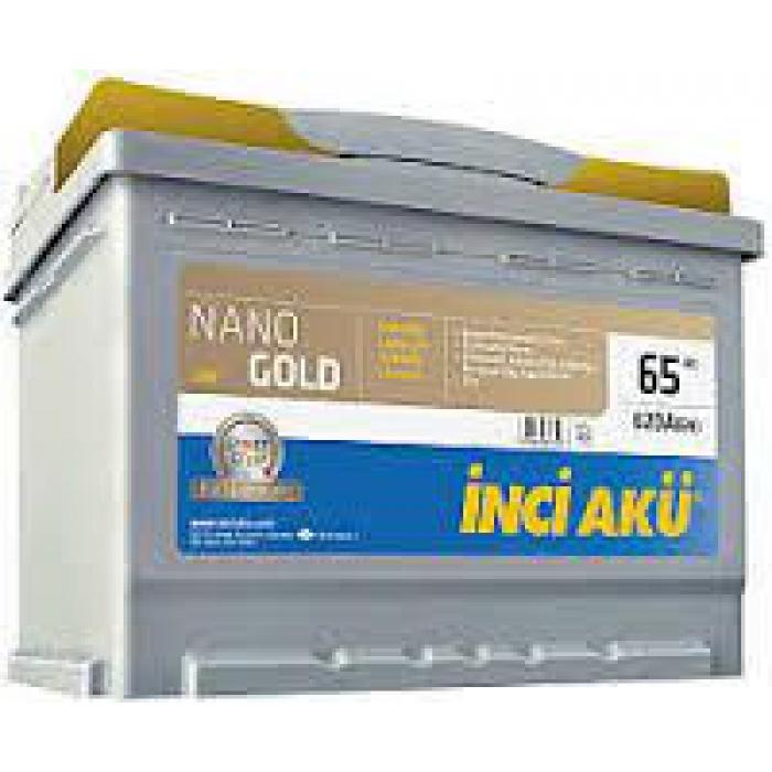 Аккумулятор Inci Aku Nanogold  55Ah