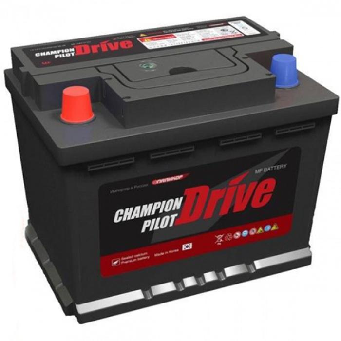 Аккумулятор Champion  Pilot Drive 60Ah
