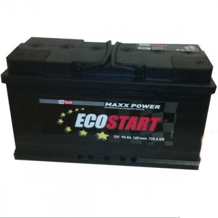 Аккумулятор ECOSTART Польша  55Ah