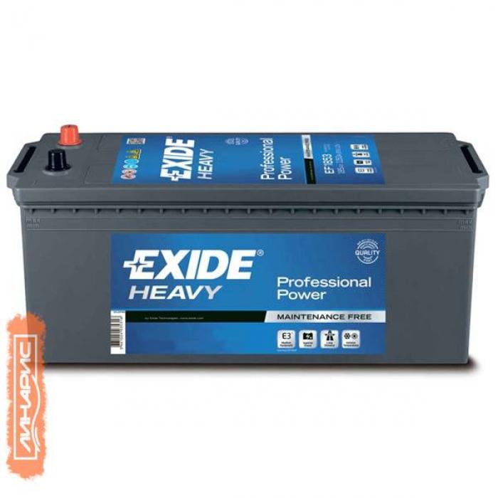 Аккумулятор Exide Heavy  235Ah