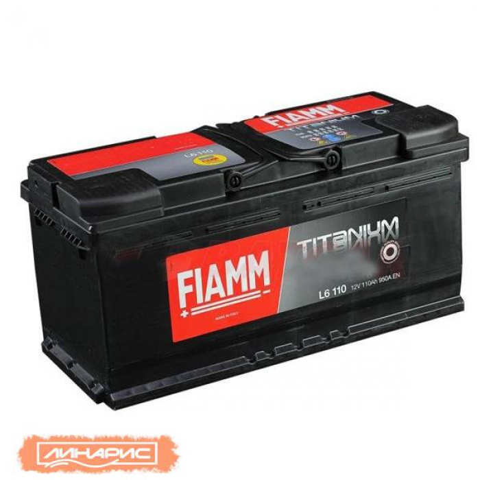 Аккумулятор Fiamm Energy CUBE  110Ah