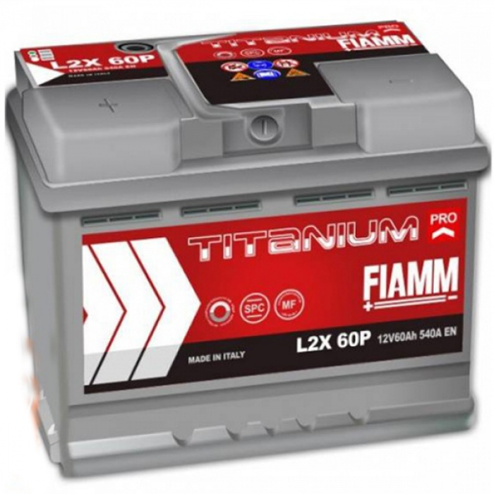 Аккумулятор Fiamm Titanum Pro  50Ah