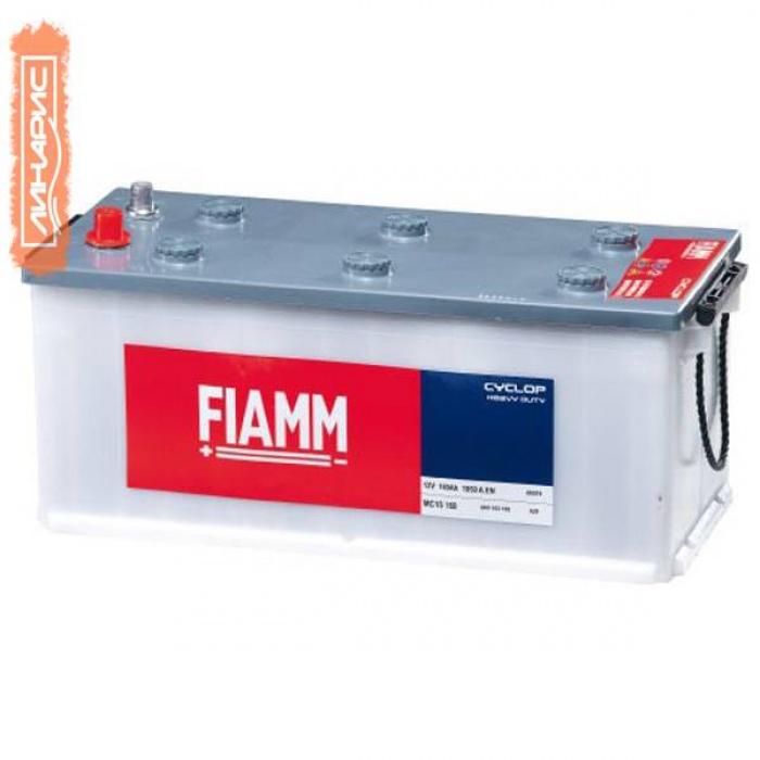 Аккумулятор Fiamm Power CUBE  225Ah
