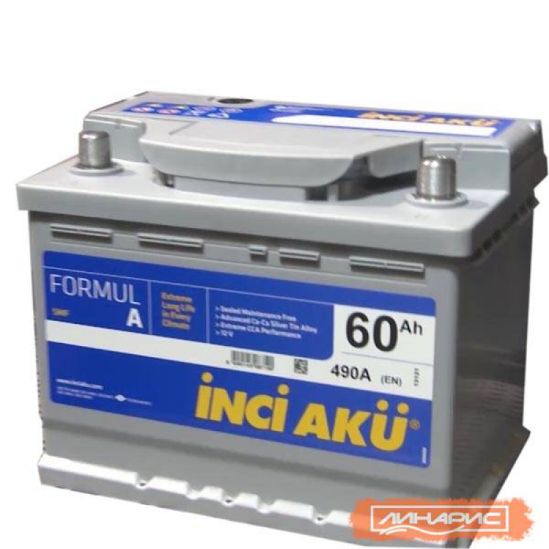 Аккумулятор Inci Aku FormulA HD  0Ah