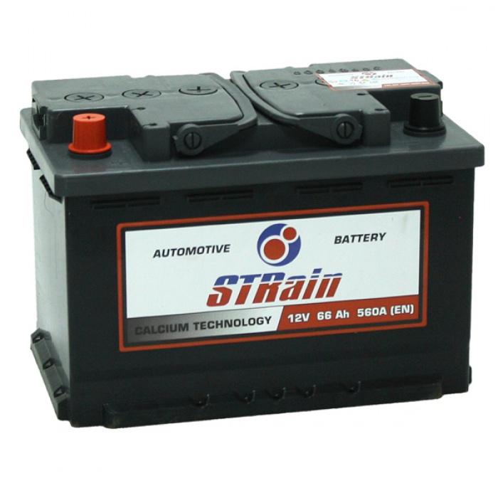 Аккумулятор STRain  60Ah