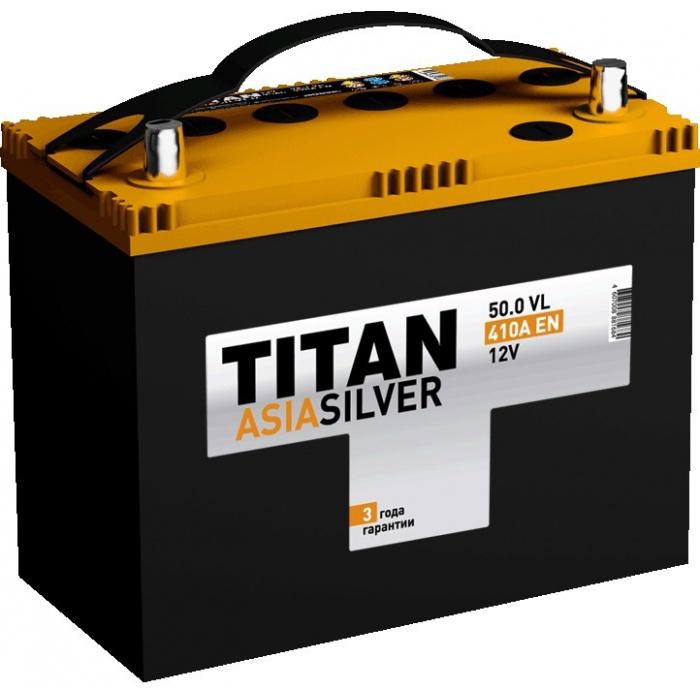 Аккумулятор  Titan Asia silver 57Ah