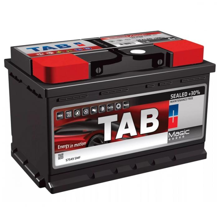 Аккумулятор TAB  Magis MF 100Ah