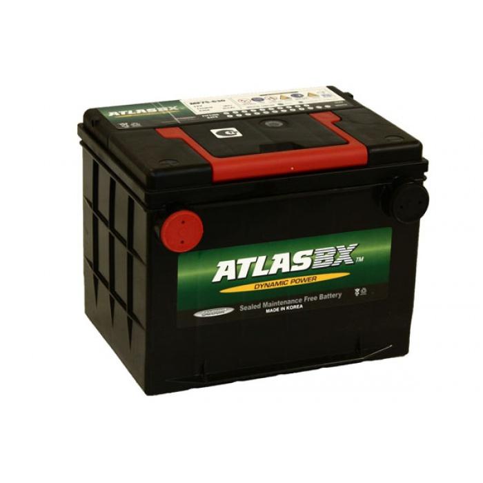 Аккумулятор ATLAS  MF75-630 70Ah