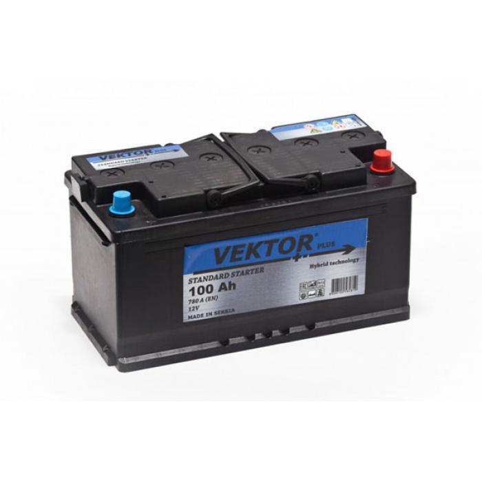 Аккумулятор  VEKTOR PLUS 190Ah