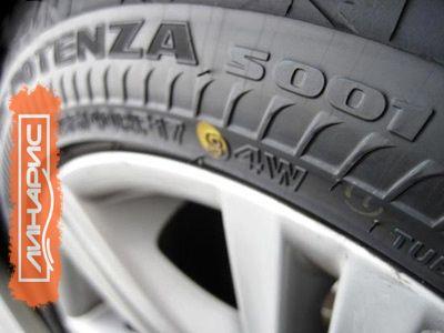 На рынок выходят новые типоразмеры шин Bridgestone Potenza S001 RFT