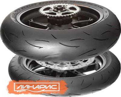 Состоялась премьера двух мотоциклетных шин Dunlop