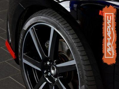 Новая технология от Pirelli, позволяющая снизить уровень шума в два раза