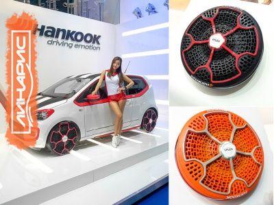 Корейская компания Hankook расширяет сферу влияния на различные рынки сбыта